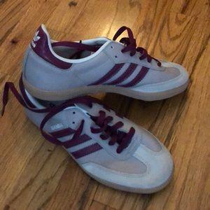 Adidas Samba, women's size 7